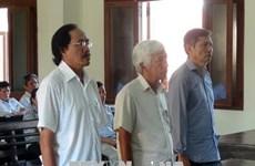 越南船舶工业集团前董事长范青平被判处有期徒刑三年