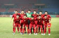 越南国奥队1-0力克巴林国奥队(组图)