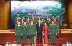 越南参加联合国维和行动相关图片(组图)