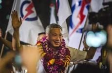 新加坡执政党在国会选举中获胜