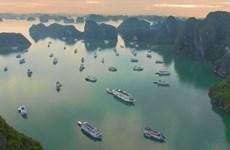 英国旅游卫视播出越南旅游宣传片