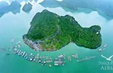 美媒Business Insider推介越南下龙湾魅力的视频