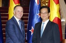 越南与新西兰深化全面合作关系
