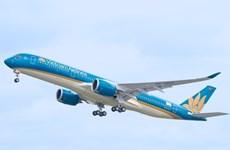 越南国家航空公司飞往法国航班仍按原计划起飞