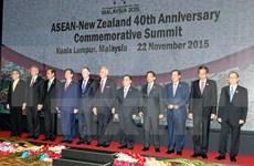 阮晋勇总理出席东盟—新西兰建立伙伴关系40周年纪念峰会和第十届东亚峰会