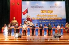 """""""黄沙和长沙归属越南—历史证据和法律依据""""地图和资料展在北江省开展"""