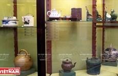 越南人的茶具