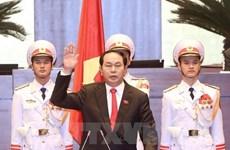 世界各国领导人向越南新任国家主席陈大光致贺电