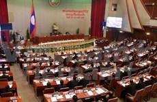老挝第八届国会第一次会议召开 重点探讨人事和政府组织结构问题