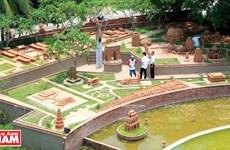 广南省会安市的有趣旅游点——烧陶世界奇观公园