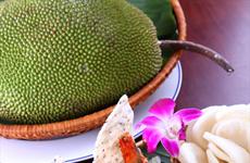 越南中部菠萝蜜沙拉