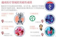 越南医疗领域的突破性成绩