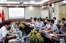 日本一家化工公司赴河南省考察投资环境