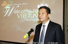 越南驻华大使邓明魁: 坚持奉行和平、自主的外交路线