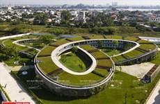 越南幼儿园跻身世界典范建筑提名单