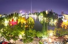 首都河内给国内外游客留下美好印象(组图)