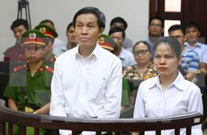 河内市第二审人民法院维持一审对阮友荣的判决