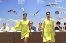 2017年春夏越南时装周汇集1000款新服装