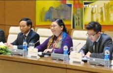 [视频]越南与英国立法机关加强合作