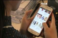 越南消费者喜爱电商网站比例达46%