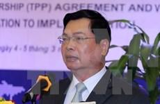 越共中央书记处决定给予原工商部部长武辉煌撤销党内职务的处分