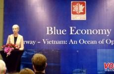 挪威驻越大使:两国海洋经济、航行与石油发展优势显著
