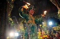 越南祀母信仰正式被列入《人类非物质文化遗产代表作名录》