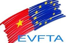 《越南与欧盟自贸协定》将于2018年生效