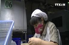 今年前11个月越南从中国的机械进口额达逾80亿美元