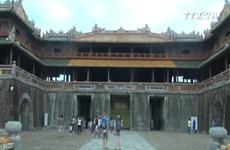 2016年顺化古都接待游客量达250万人次