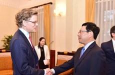 瑞典驻越南大使:瑞典企业十分关注越南零售市场