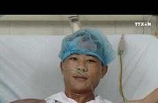 越南成功进行首例活体供体肺器官移植手术