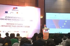 越南应充分利用EVFTA所带来的机遇