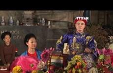 UNESCO将于4月初向越南三府祀母信仰授予人类非物质文化遗产证书