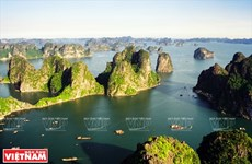 《金 刚:骷髅岛》影片的越南取景地(组图)