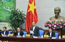 越南政府三月份例行会议:经济释放许多积极信号