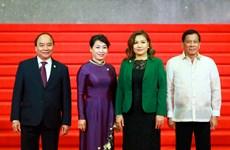 阮春福总理出席第30届东盟峰会开幕式(组图)