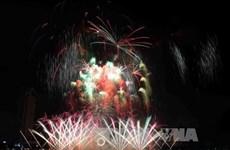 今年岘港市国际烟花节   丰富活动陆续举行