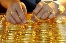 越南在全球最大黄金消费国排行榜上位居第八