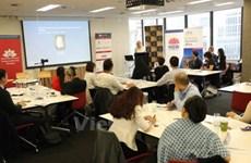 越南—澳大利亚青年领导者论坛首次对话会在澳大利亚举行