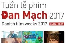 2017年越南丹麦电影节亮相岘港市
