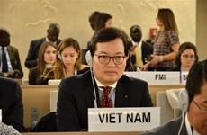 越南参加联合国人权理事会第35次会议