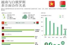 图表新闻:越南与白俄罗斯多方面合作关系简介