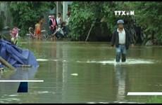 北部山区遭受暴雨洪水袭击  中央机关及时提供援助