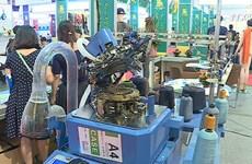 2017年第六届浙江出口商品(越南)交易会在河内举行