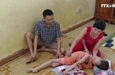 为第三代橙毒剂受害者制定扶持政策 越南亟待解决问题