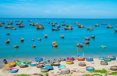 富国岛和美奈跻身2017年亚洲最美原生态沙滩20强