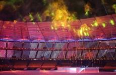第29届东南亚运动会在马来西亚隆重开幕