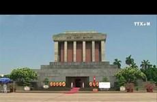 胡志明主席陵9月初维修  暂停开放3个月