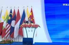 越南一向重视并支持东盟与中国的合作